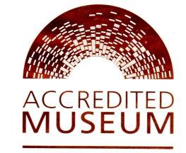 Accredited museum logo