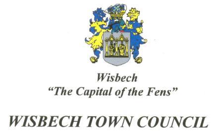 Wisbech Town Council logo
