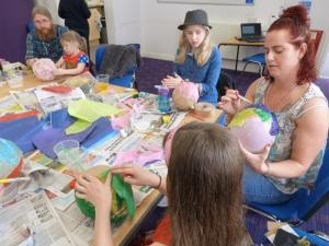 Mask Making Workshops